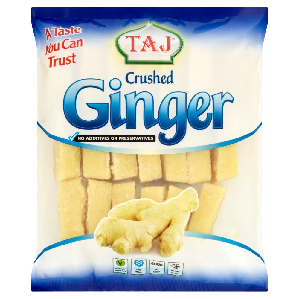 Taj Crushed Ginger