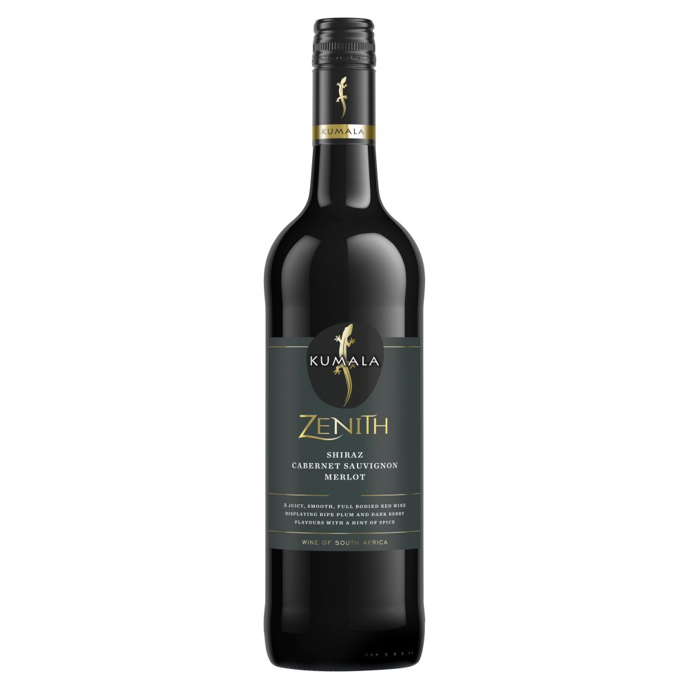 Kumala Zenith Shiraz Cabernet Sauvignon Merlot 75cl