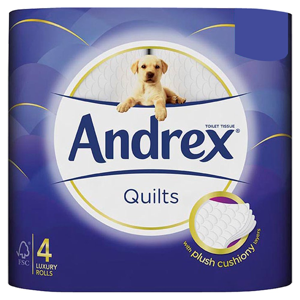 Andrex £1.99 Quilts