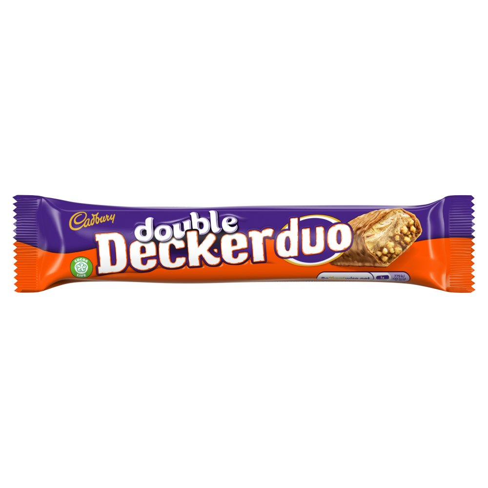 Cadburys Double Decker Duo