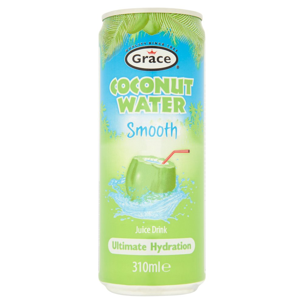 Grace Coconut Water Smooth