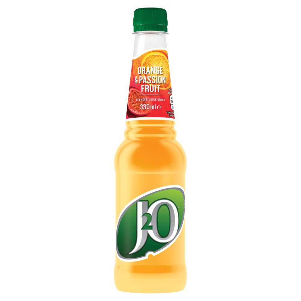 J2O Orange & Passion Fruit Pet