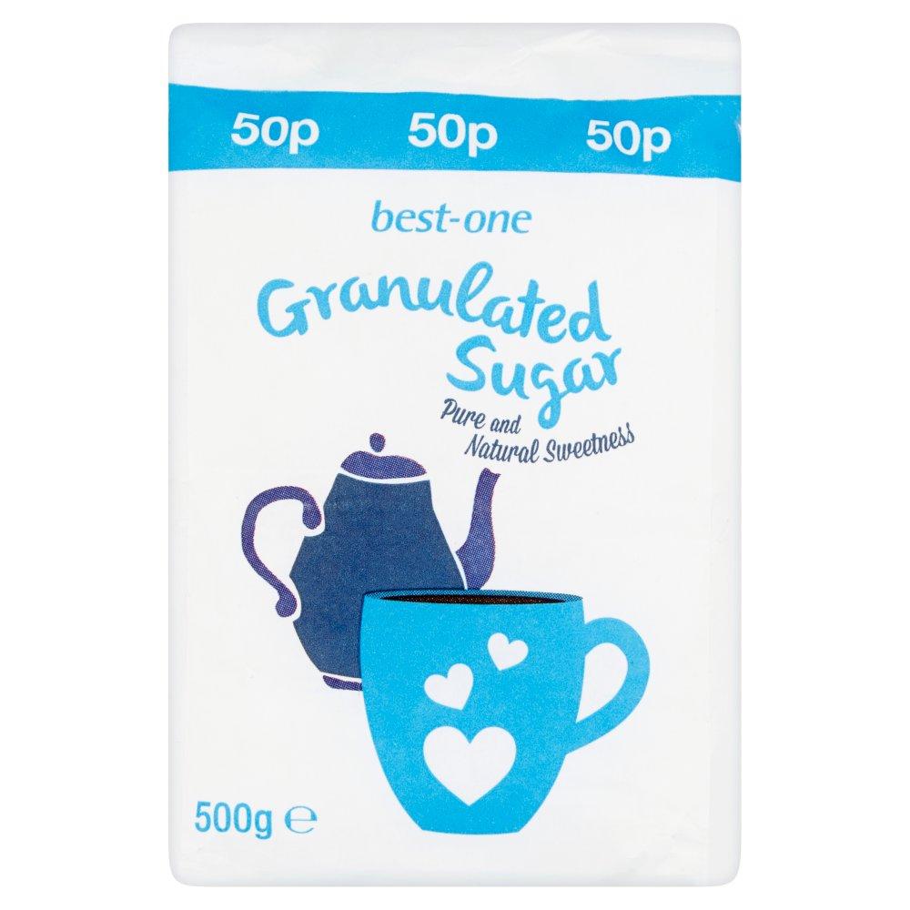 Best-One Granulated Sugar 500g