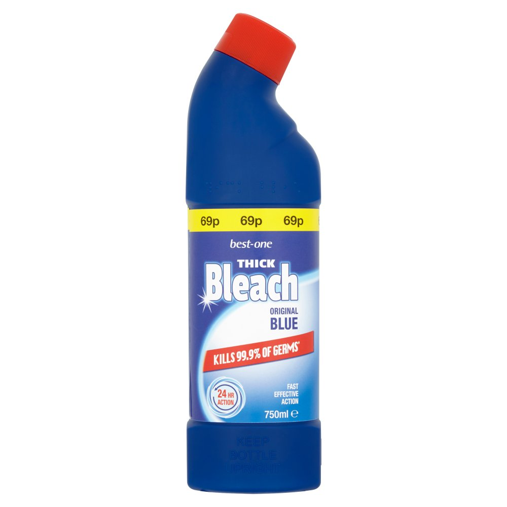 Best-One Thick Bleach Original Blue 750ml