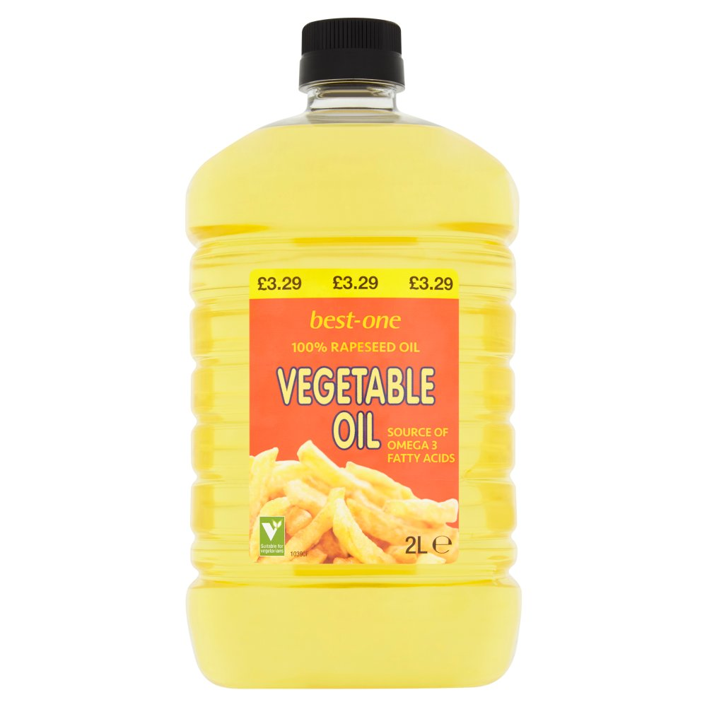 Best-One Vegetable Oil 2L