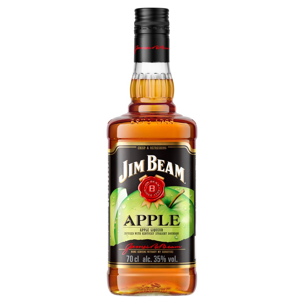 Jim Beam Apple 35%abv