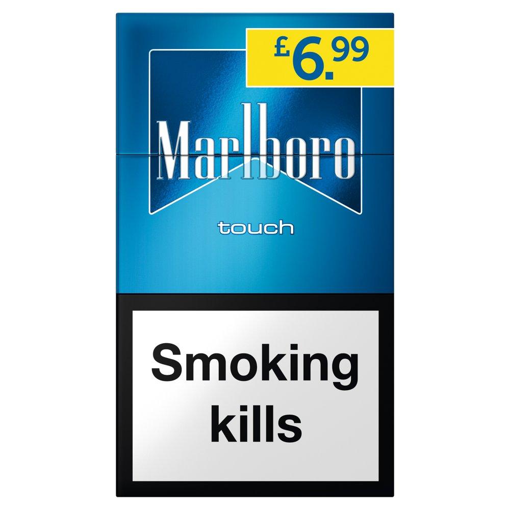 Marlboro Touch 19's PMP £6.99