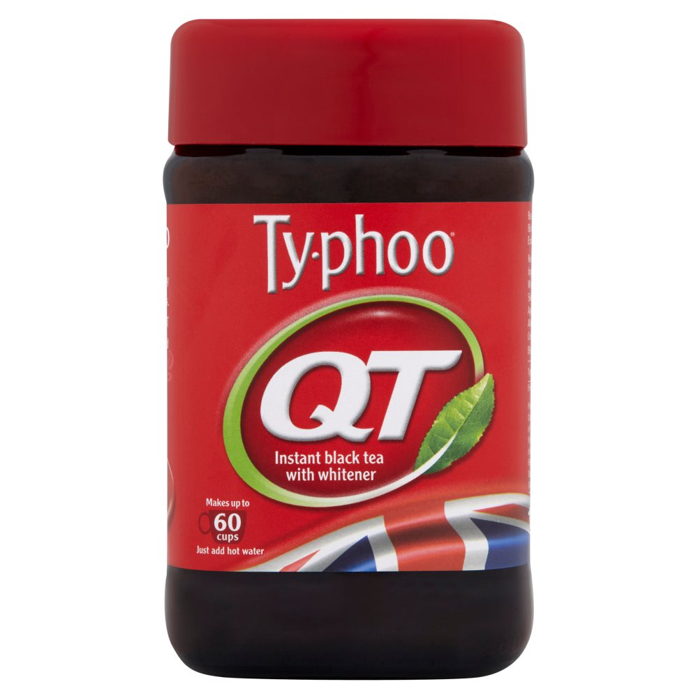 Typhoo Quick Tea