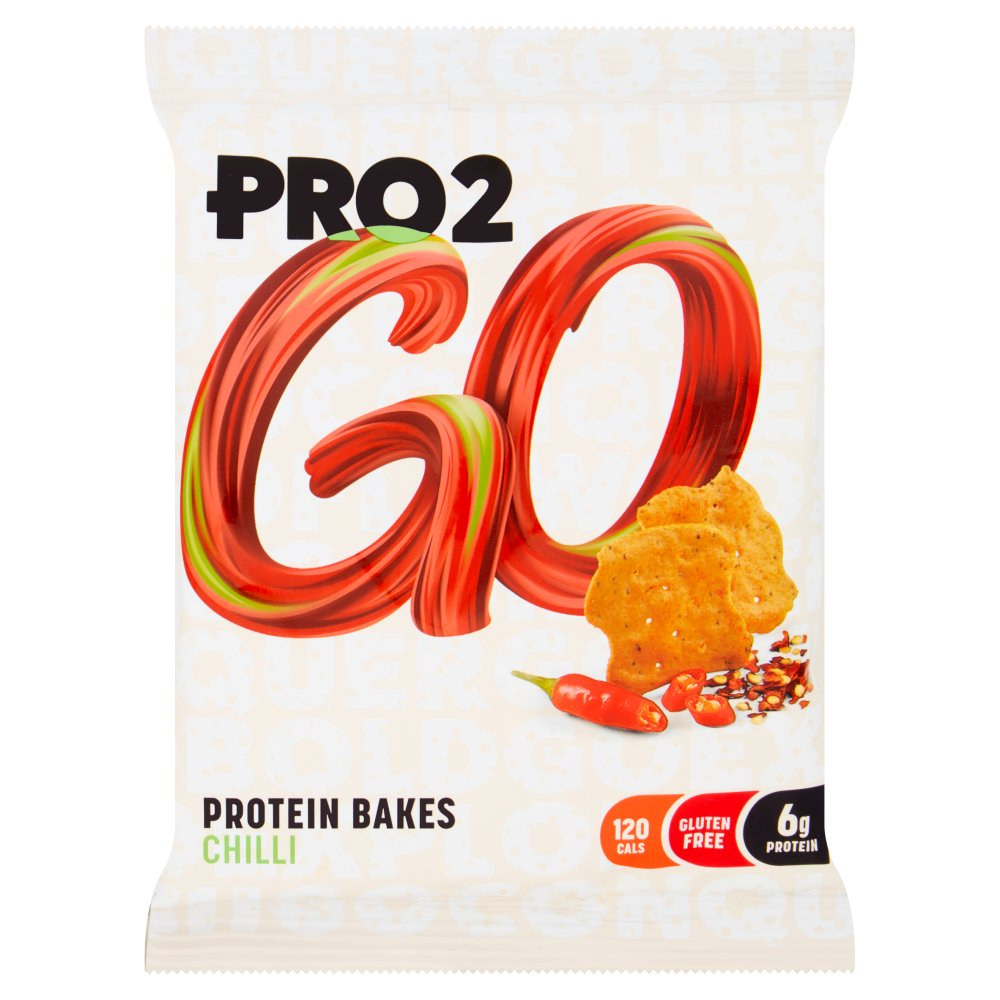 PRO 2GO Protein Bakes Chilli 30g