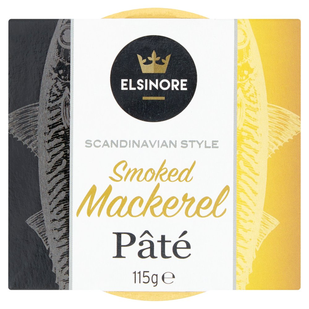 Elsinore Mackerel Pate