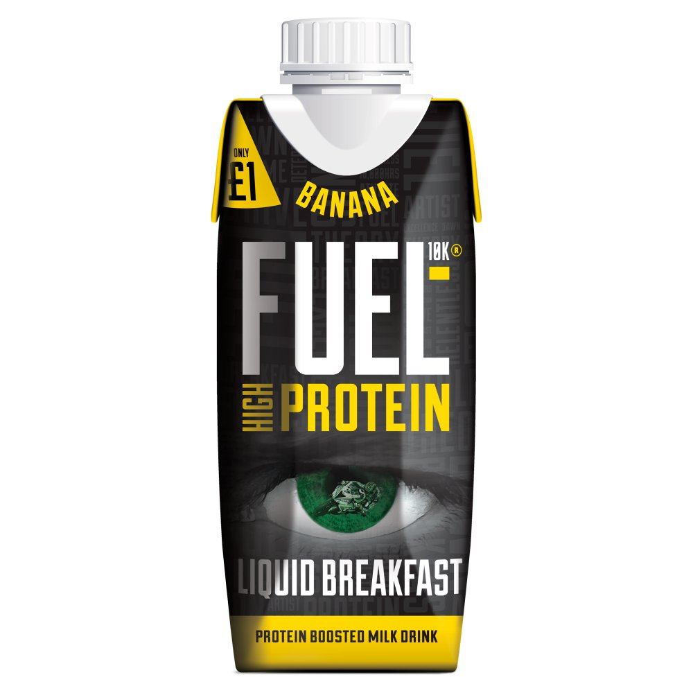 Fuel10K Banana Breakfast Drink £1