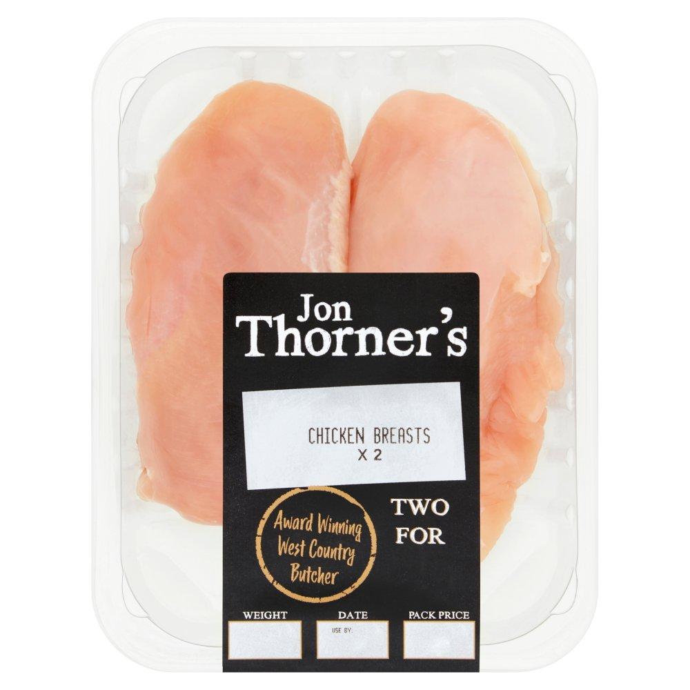 Jon Thorner's 2 Chicken Breast