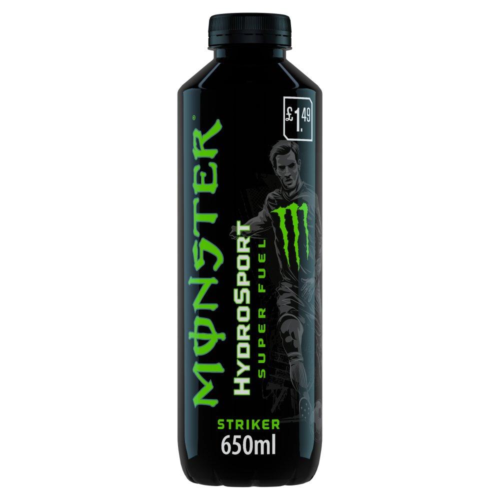 Monster HydroSport Striker 650ml Bottle PM £1.49