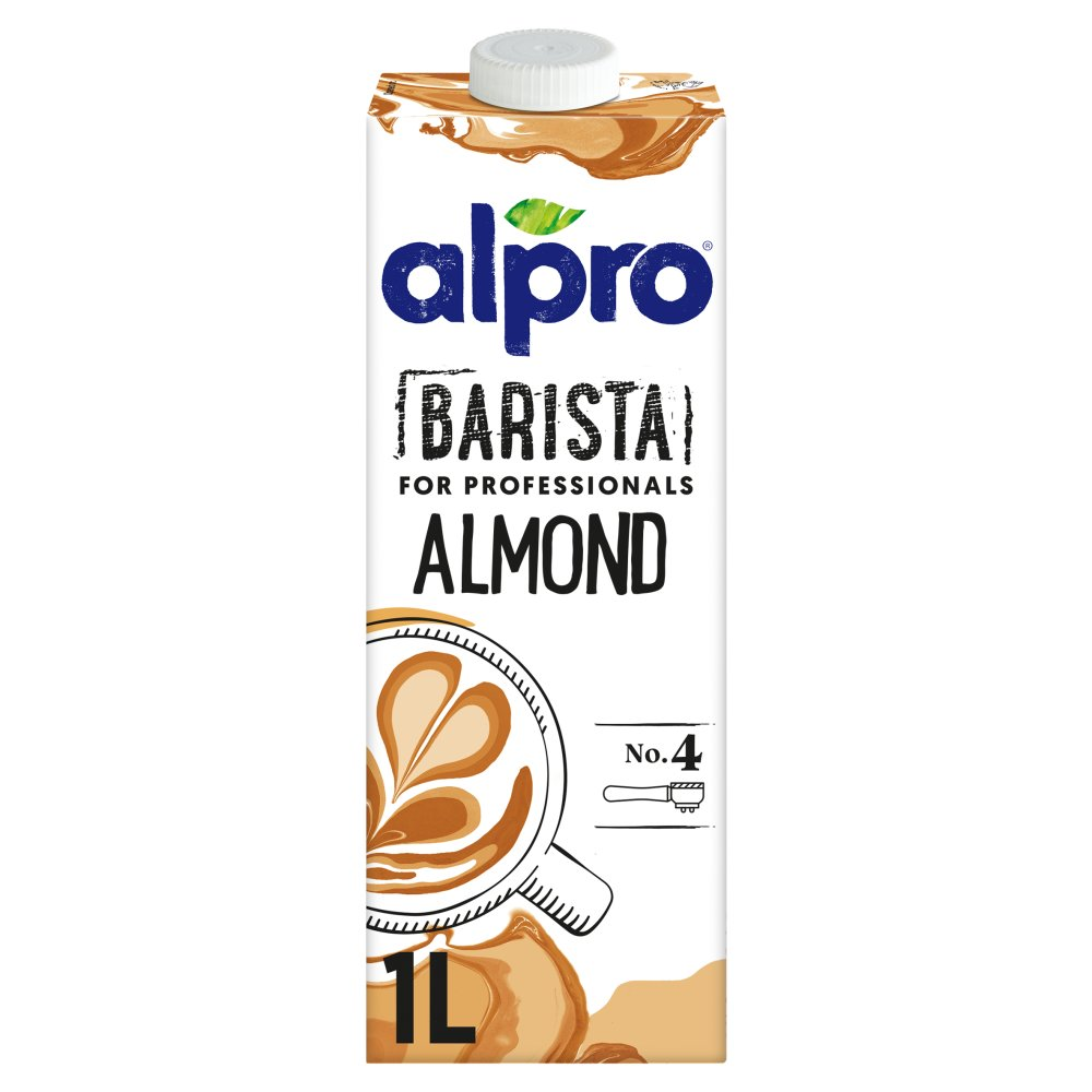 Alpro For Professionals Almond Long Life Drink 1L