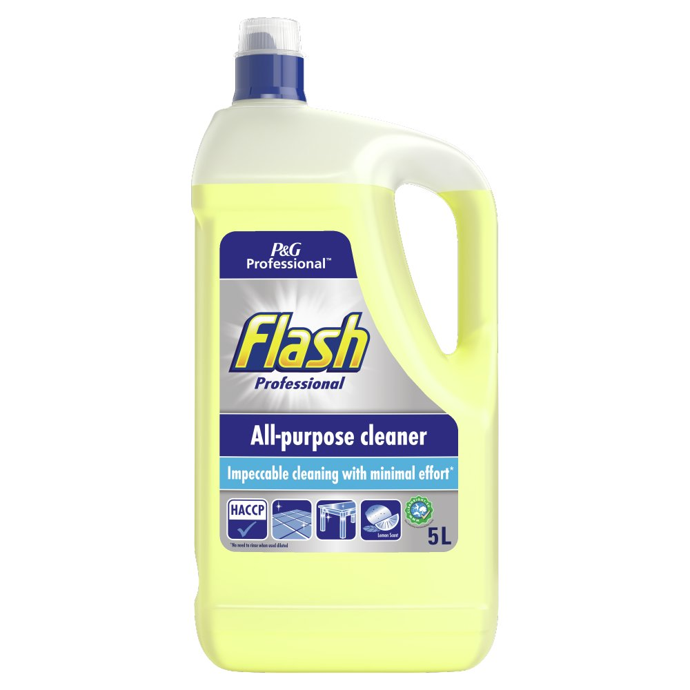 Flash Lemon 5Ltr