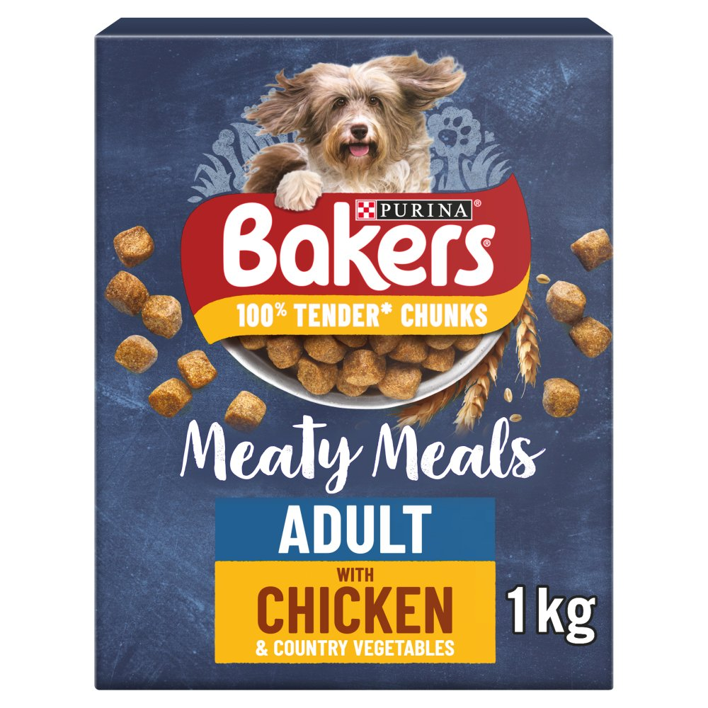 Bakers Meaty Meals Chicken