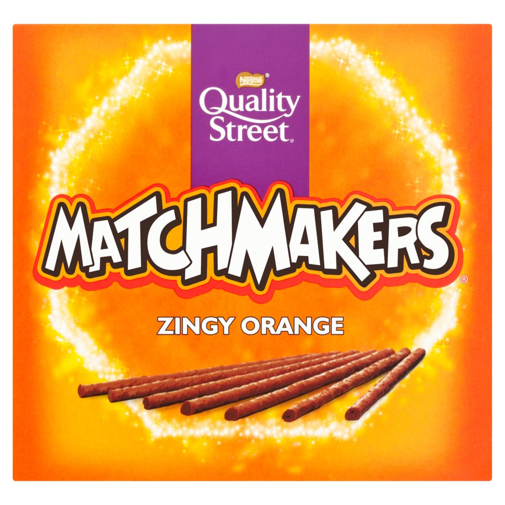 Matchmaker Tangy Orange