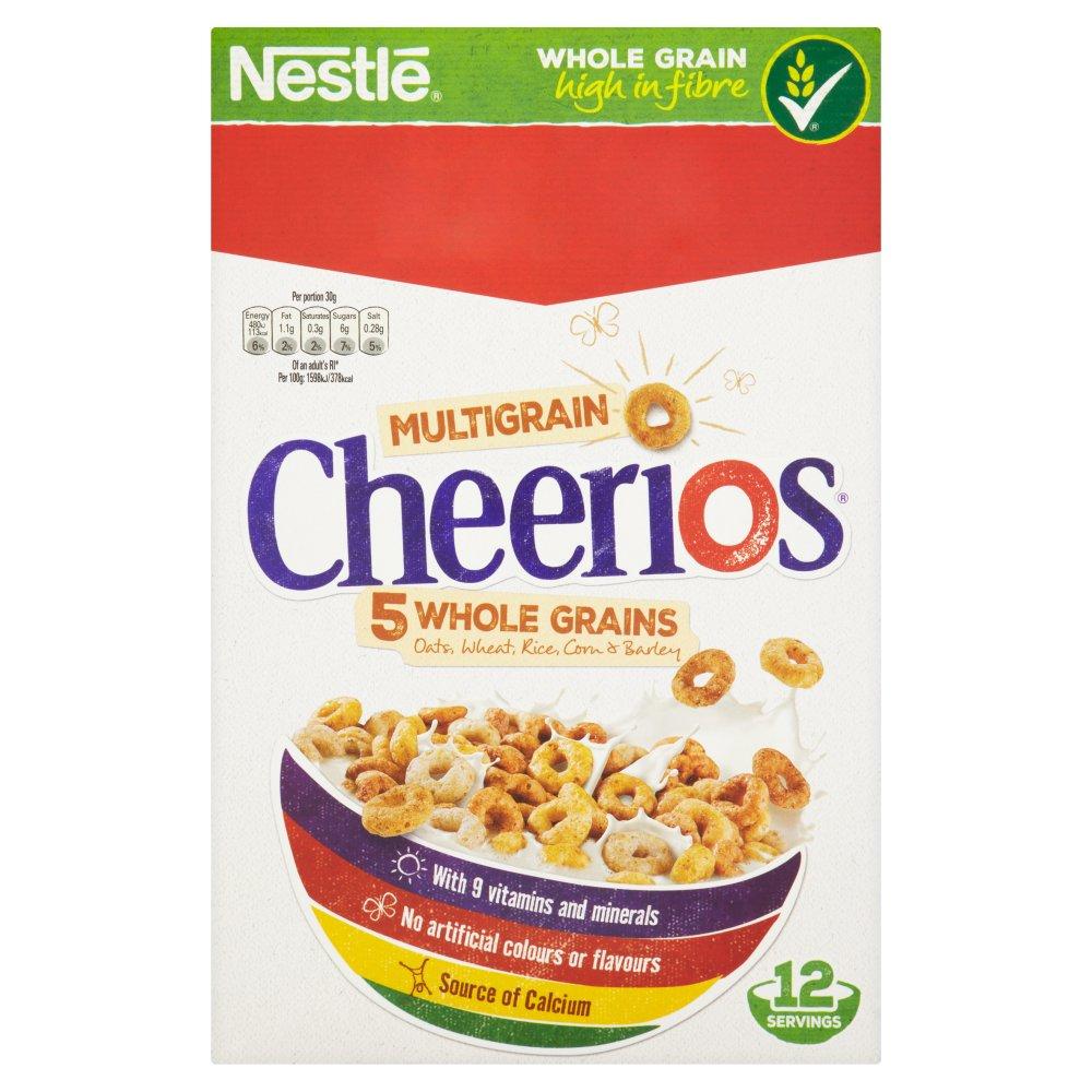 Nestlé Cheerios Multigrain 375g