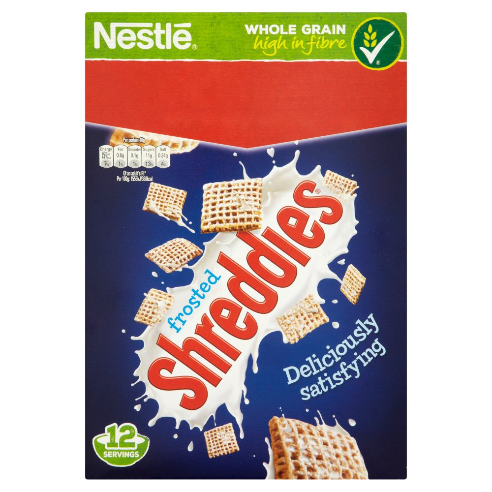 Nestle Frosted Shreddies £2.39