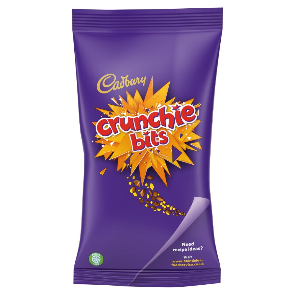 Cadbury Crunchie Bits Bag 500g