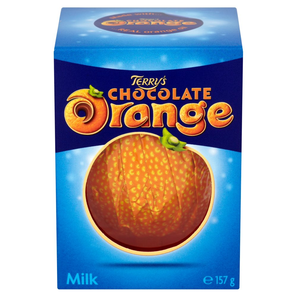 Terrys Chocolate Orange Ball