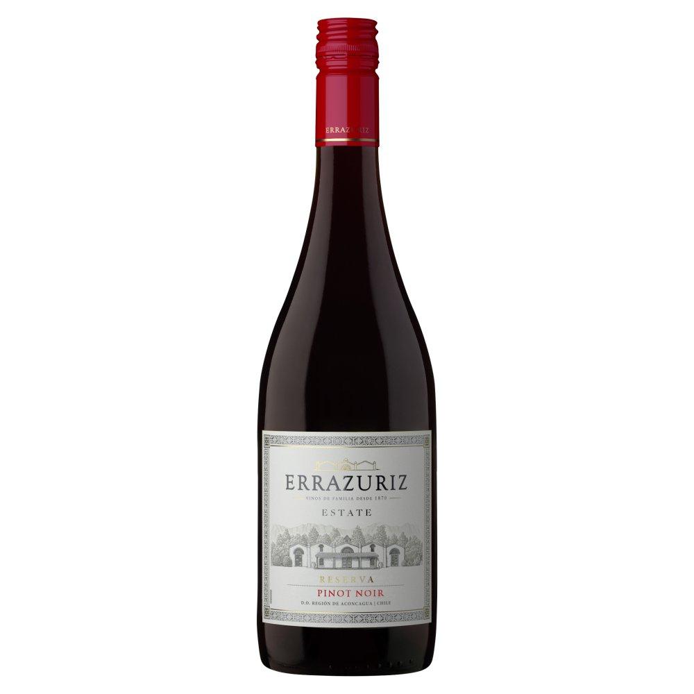 Errazuriz Estate Pinot Noir 75cl