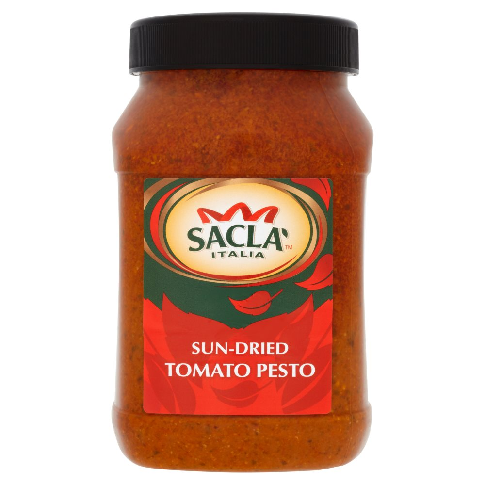 Sacla Sun Dried Tomato Pesto