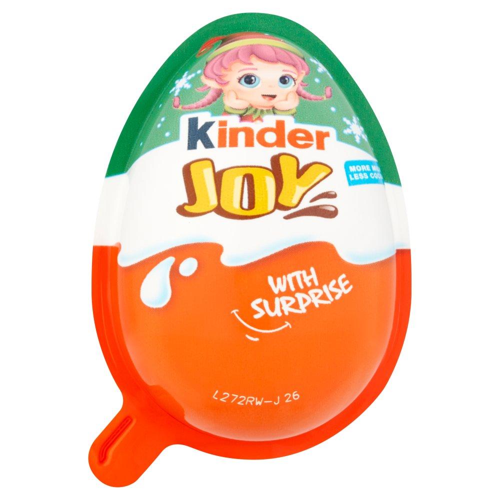 Kinder Joy Single Egg with Surprise 20g