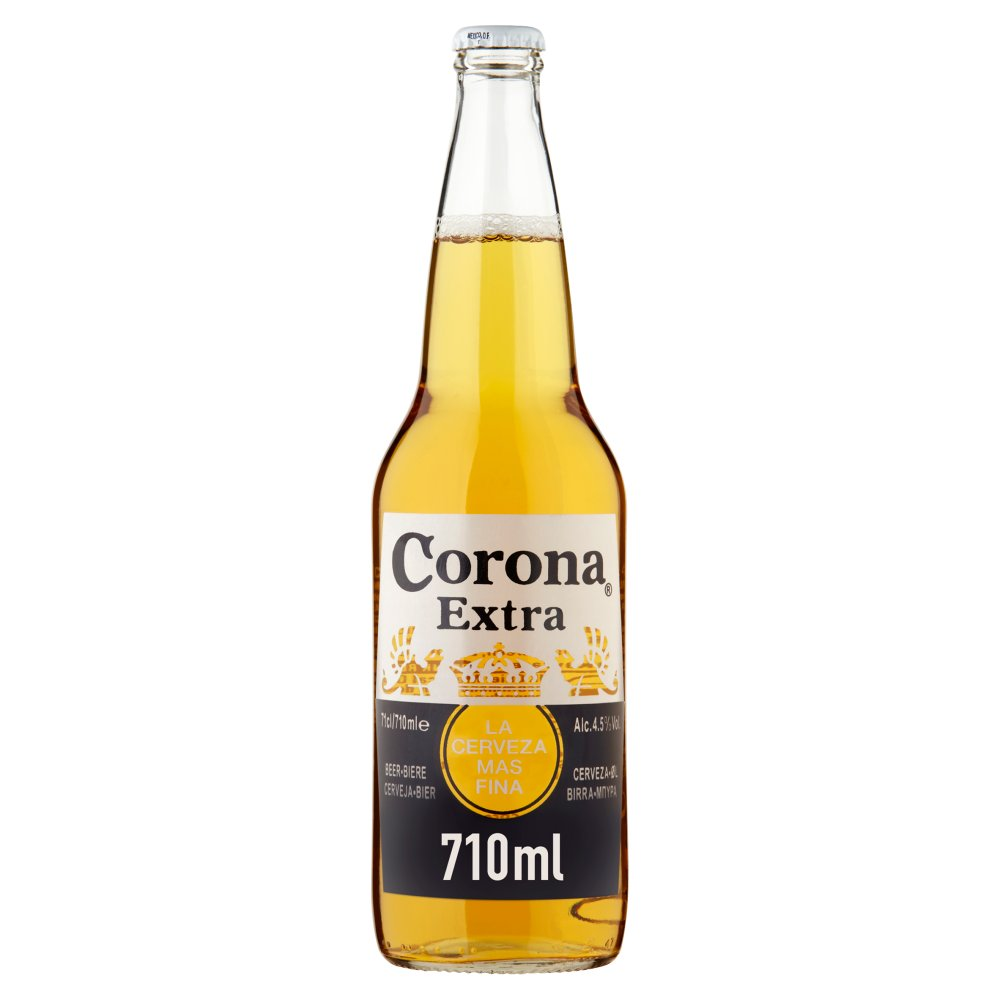 Corona Extra Premium Lager Beer Bottle 71cl :: Bestway Wholesale