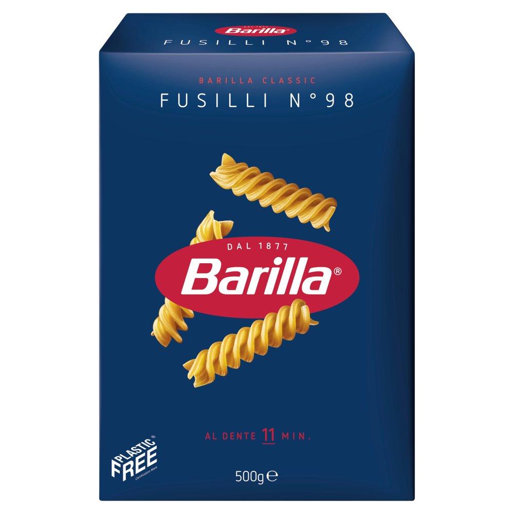 Barilla Pasta Fusilli N.98 500g