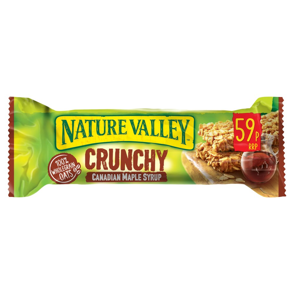 Nature Valley Crunchy Canadian Maple Syrup Cereal Bar 42g