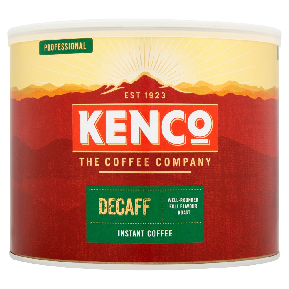 Kenco Freeze Dried Decaf