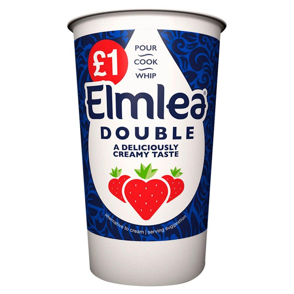 Elmlea Double Cream Alternative 284ml