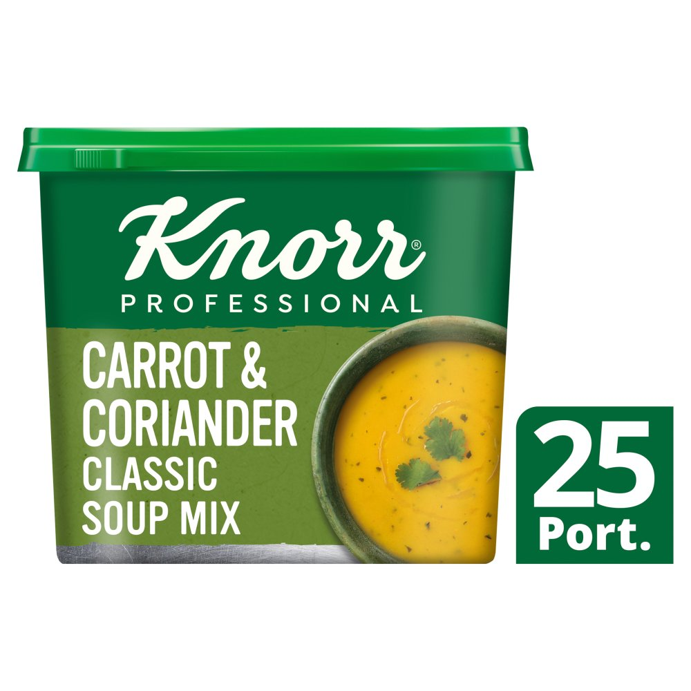 Knorr Classic Carrot & Coriander