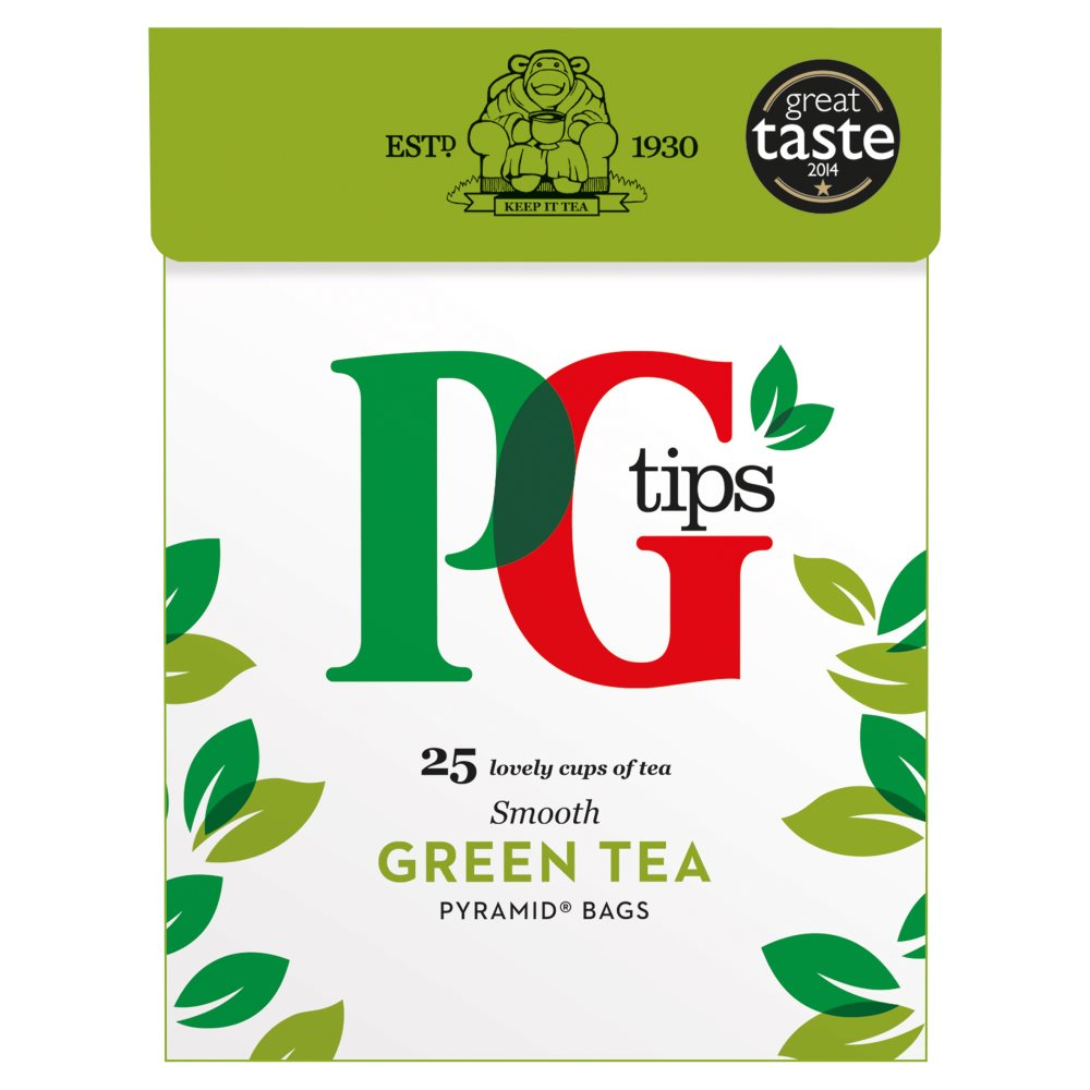 PG Green Tea Pure