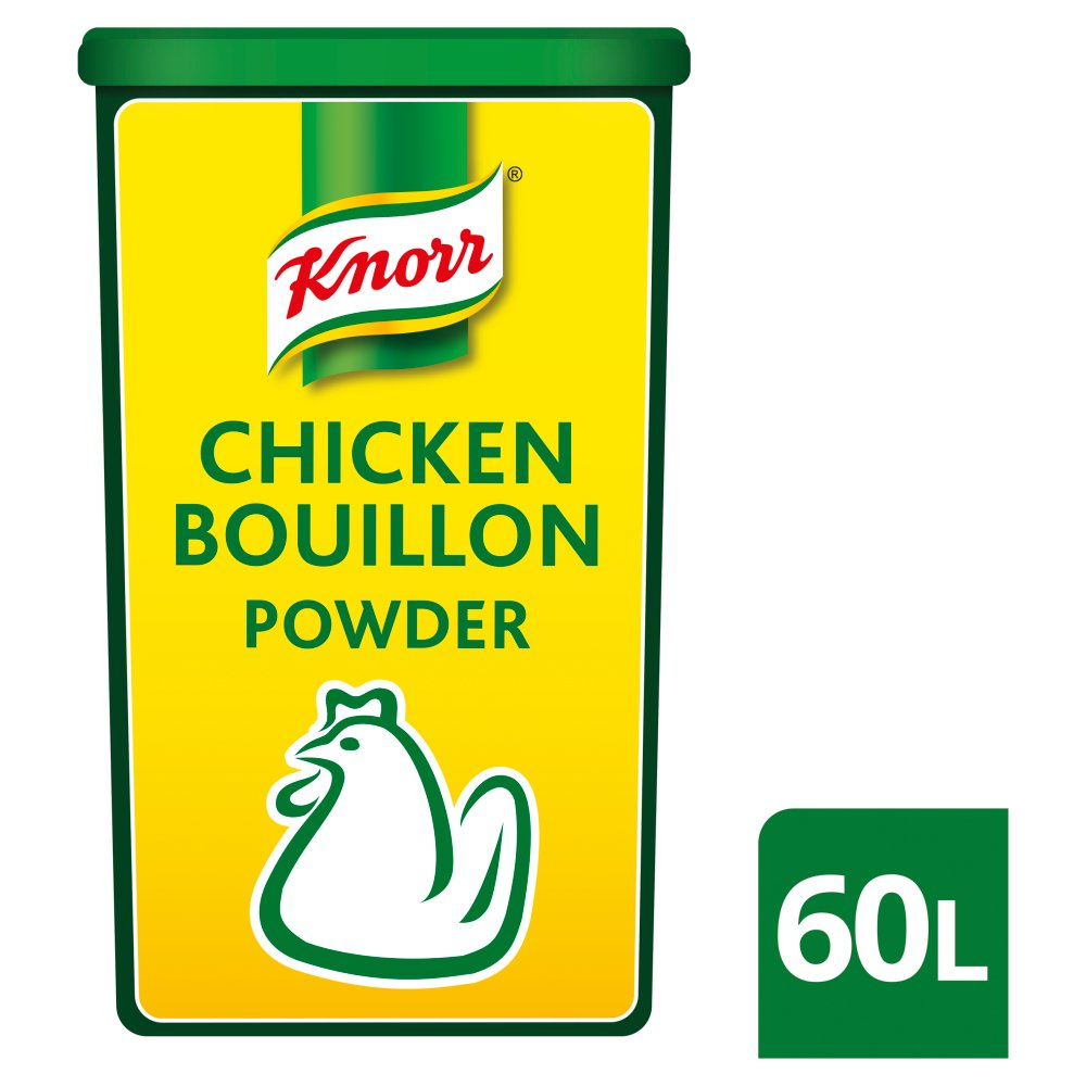 Knorr Bouillon Pow Chicken