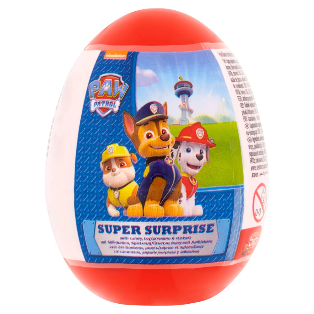 Paw Patrol Super Surprise 10g