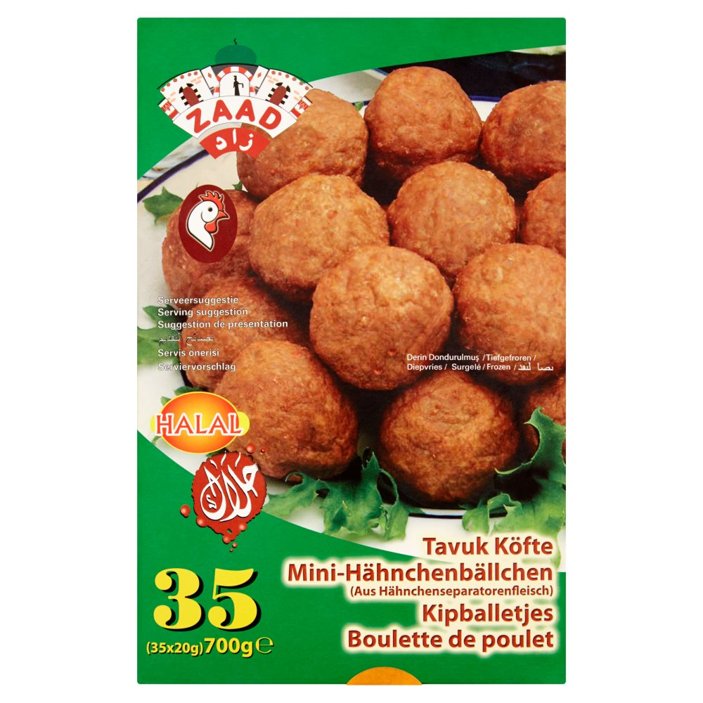 Zaad Chicken Balls