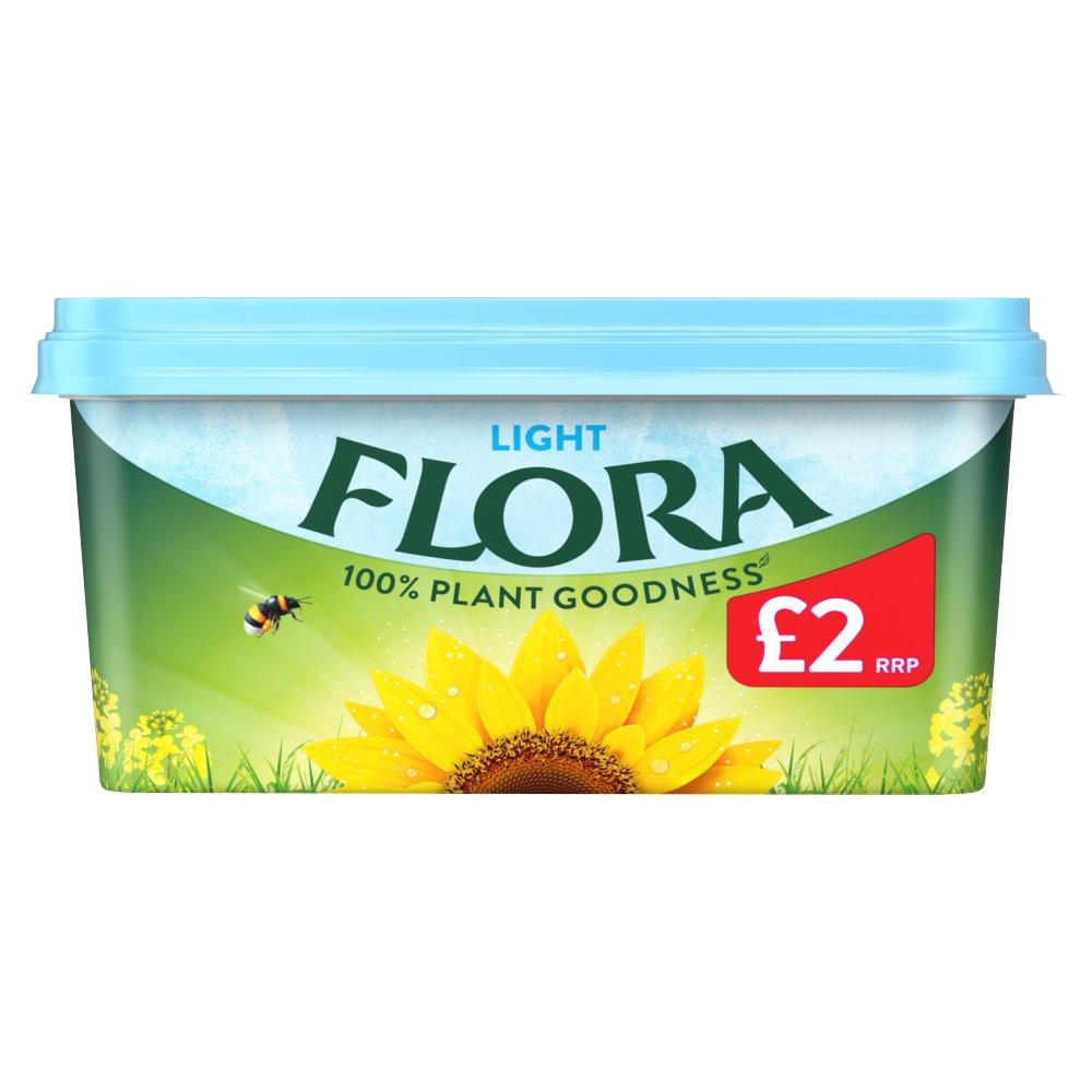 Flora Light Spread 500g