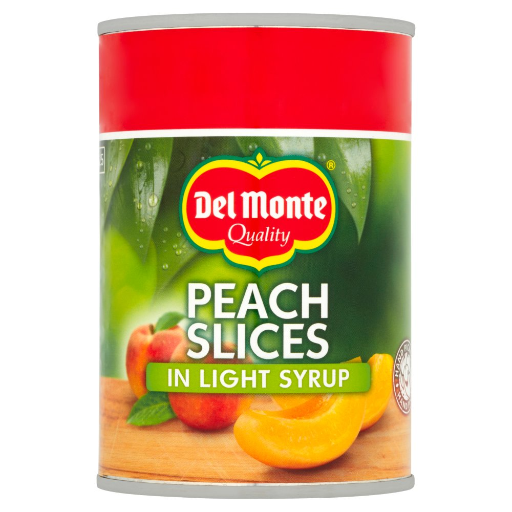Del Monte Peach Slices In Light Syrup £1
