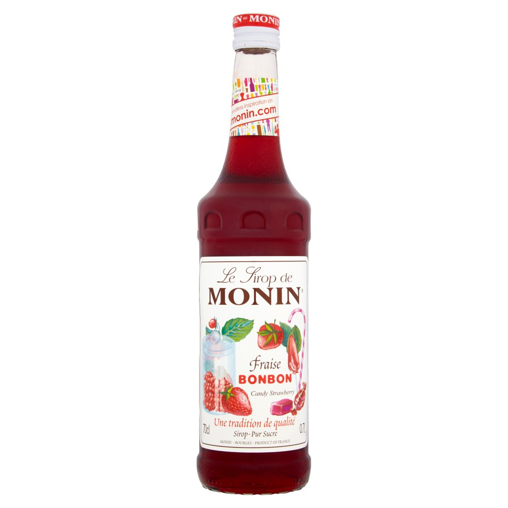 Monin Strawberry Bon Bon