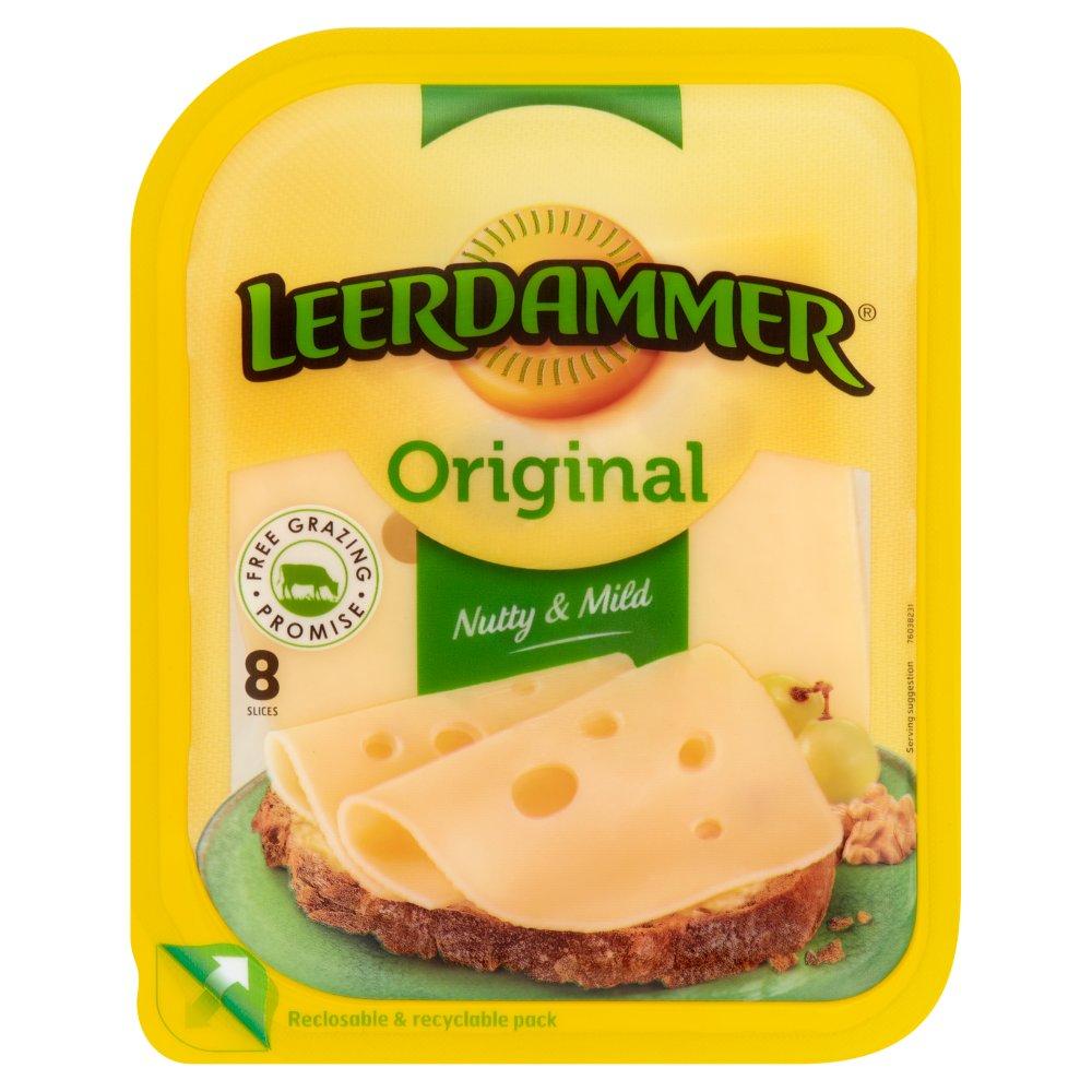 Leerdammer® 8 Original Natural Cheese Slices 160g