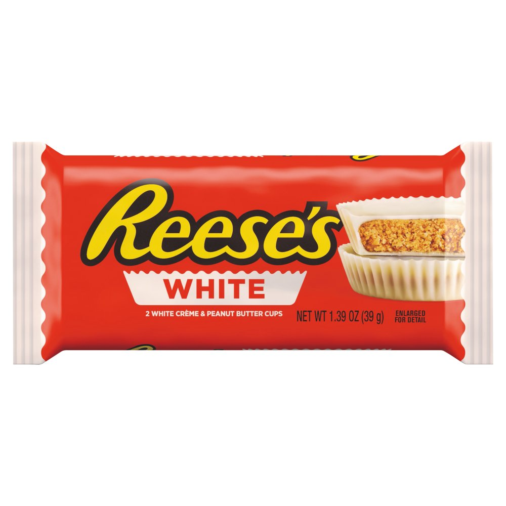 Reese's 2 White Peanut Butter Cups 39.5g