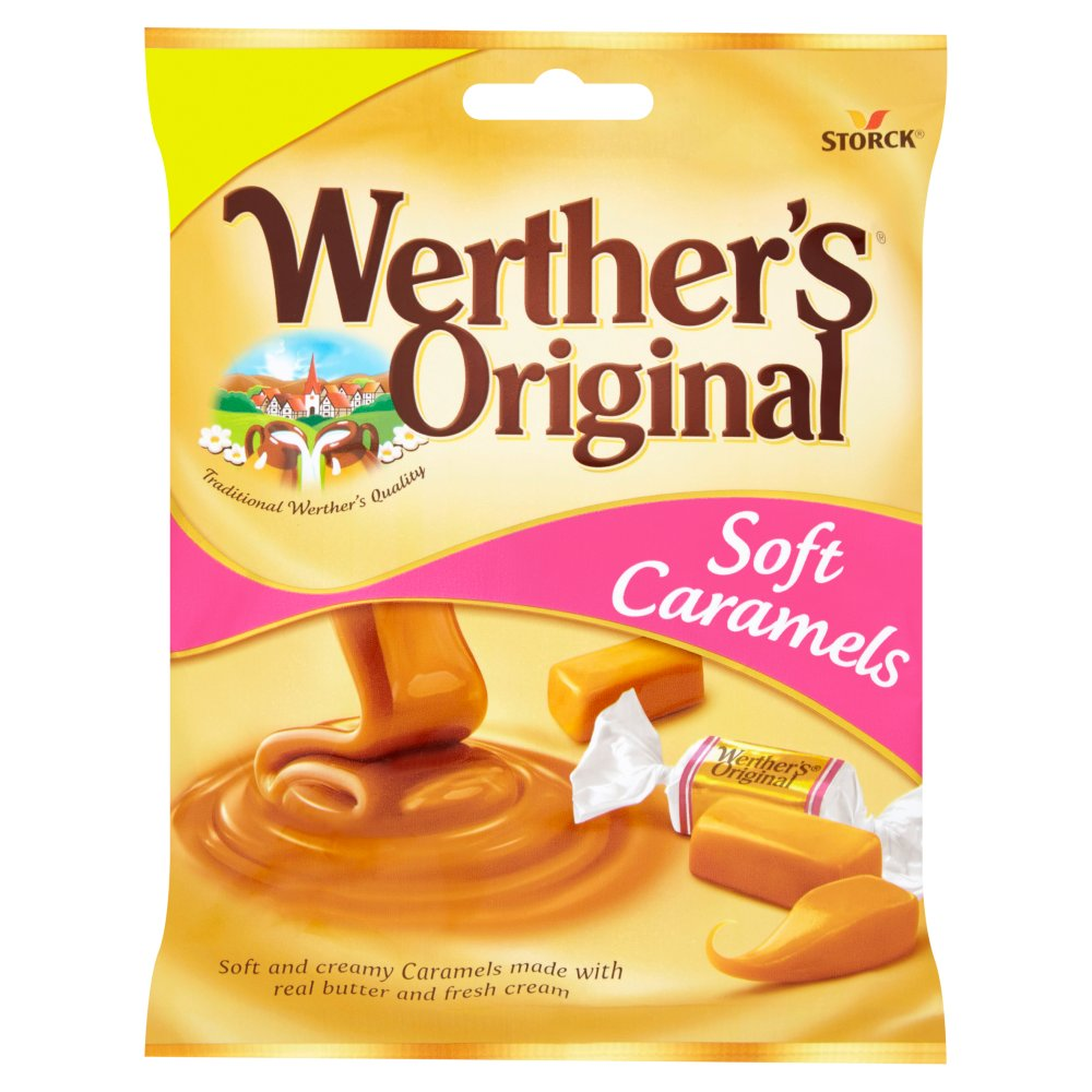 Werther's Original Soft Caramels 110g