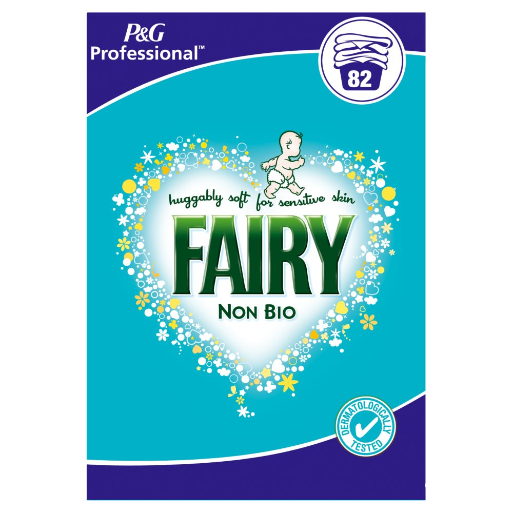 Prof Fairy Non Bio Powder 82Wash