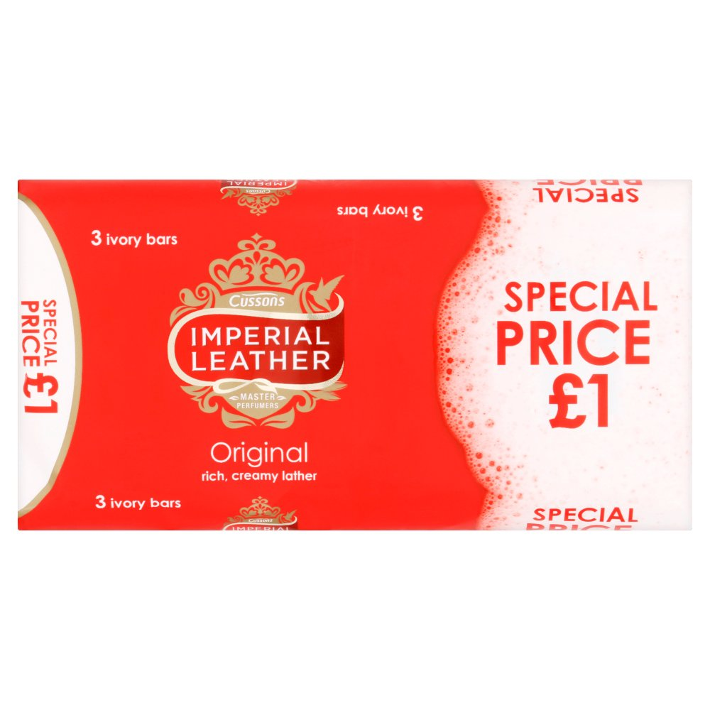 Imperial Leather Soap Original PM £1