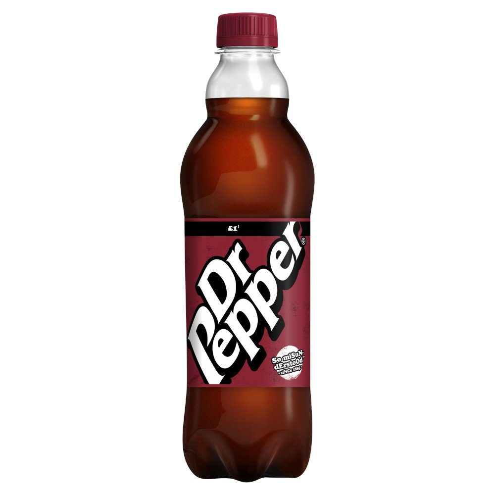 Dr Pepper 500ml PMP £1
