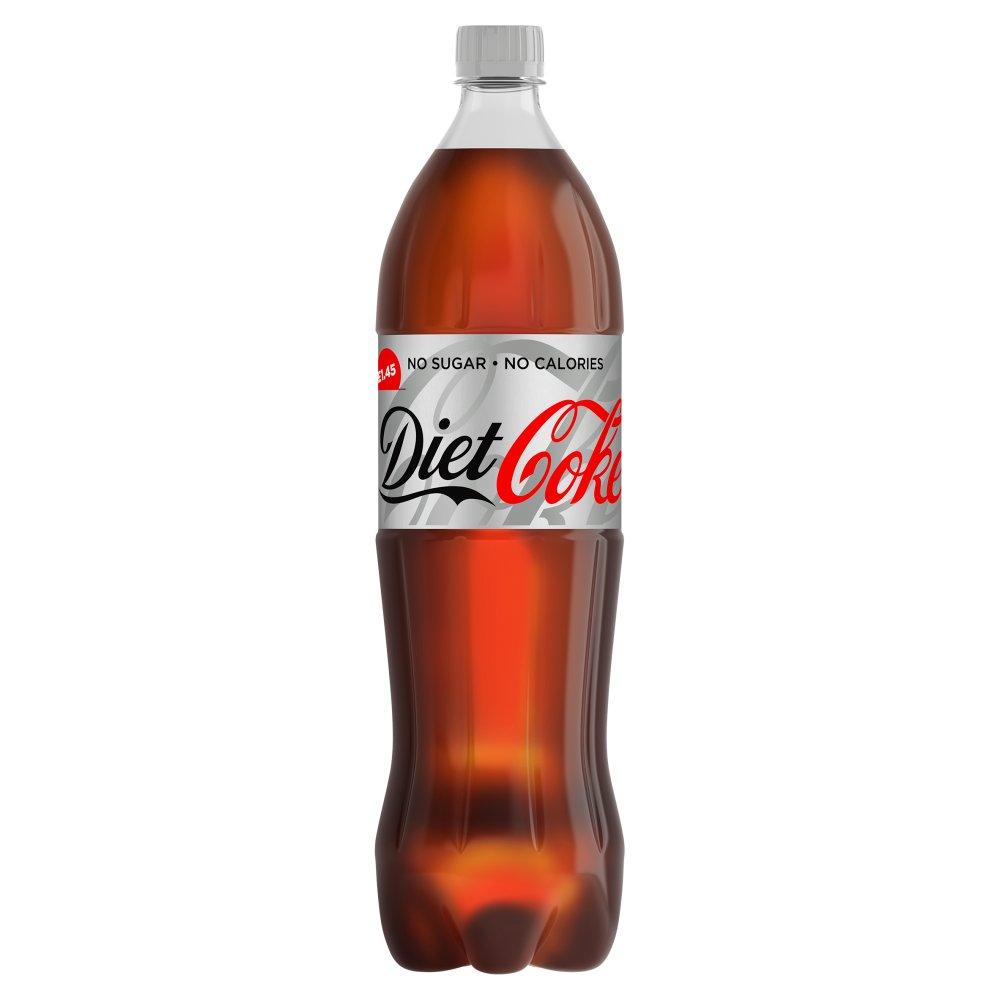 Diet Coke 1.25L PMP £1.45