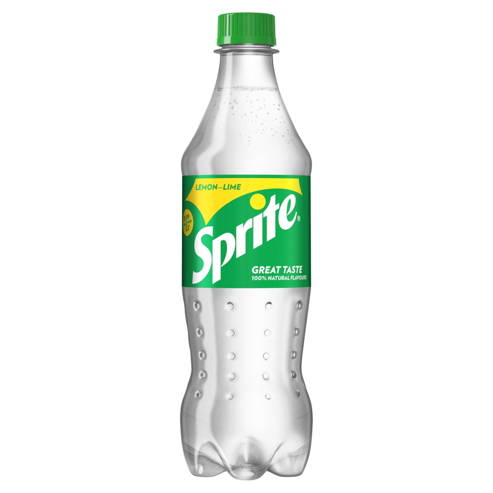 Sprite 500ml PMP £1.09 or 2 for £2