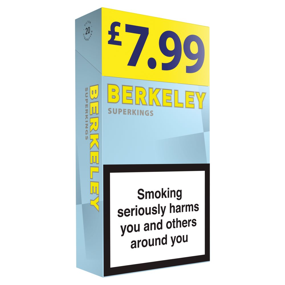 Berkeley Superking £7.99